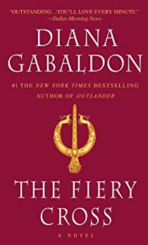 The Fiery Cross (Outlander, Book 5) by [Gabaldon, Diana]