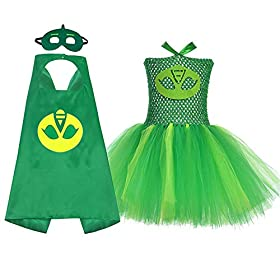 - 419C60VCrhL - Super Hero Costumes and Dress Up for Kids Party Tutu Costume Sets