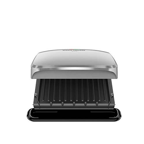George foreman grp3060p 4 serving removable plate grill - George foreman replacement grill plates ...