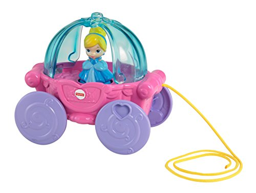 Fisher Price Pram With Doll - 1