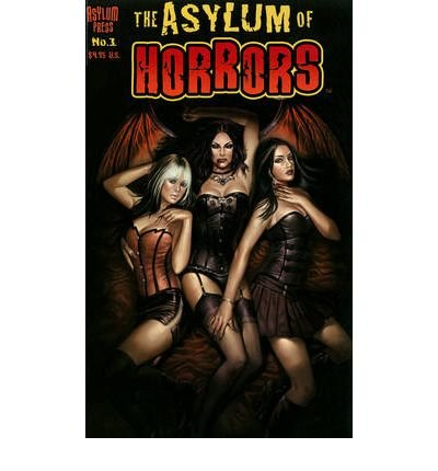 Read Online [ THE ASYLUM OF HORRORS NO. 1 ] By Musgrave, Elizabeth ( Author) 2008 [ Paperback ] PDF