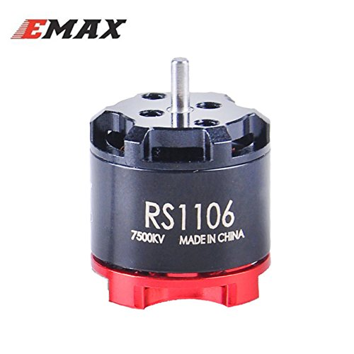 EMAX RS1106 7500KV Brushless Motor Racing Edition for 60 70 80 90 100 FPV Racing Drone Quadcopter by Crazepony