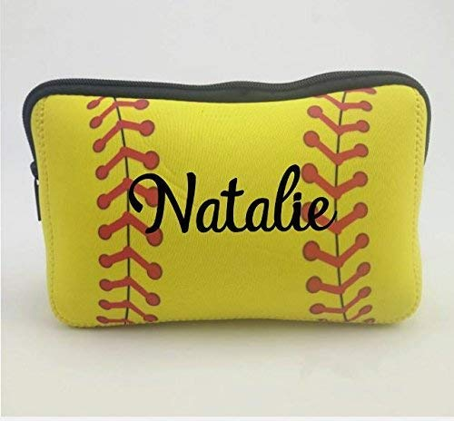 (Personalized Bag Softball Team Gifts for Girls Teens Players Mom Coaches)