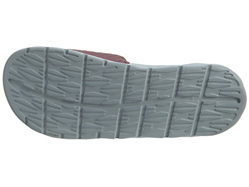 Grey Red Benassi Team Slide Men's Nike Wolf Solarsoft Sandal Yw85Ox