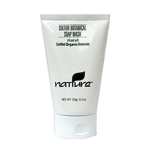 Nature Pure Sulfur Botanical Soap Wash