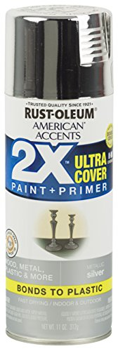 Rust-Oleum 327910 American Accents Ultra Cover 2X Metallic