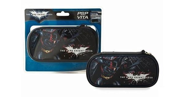 Indeca Batman El caballero oscuro, la leyenda renace - Estuche para PSP: Amazon.es: Videojuegos