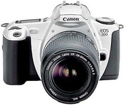 Canon EOS 300 - Cámara Digital réflex con Objetivo Original de 28 ...