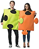 Puzzle Pieces Adult Couples Costume Standard (Small Image)