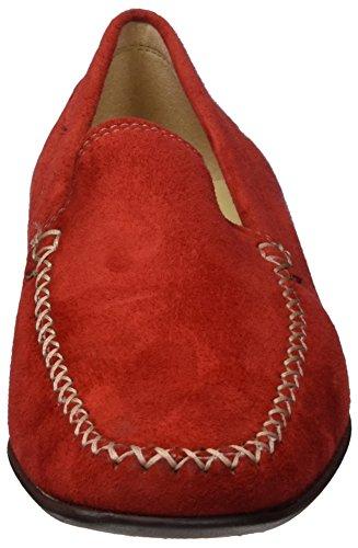 Sioux Damen Campina Mokassin Rot (Chili)