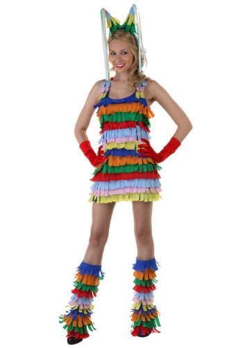 Fun Costumes womens Sexy Pinata Costume Small