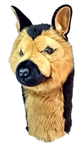 Daphne's German Shepherd - Club Golf Headcover Dog