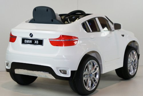 Amazon Com 12v Ride On Car Bmw X6 Series Licensed Toy For Kids