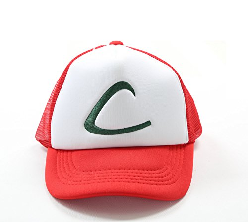 Adult Ash Ketchum Hat