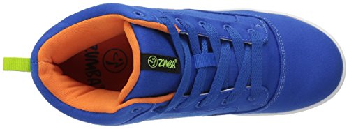 Zumba Womens Street Fresh Dance Shoe Blue
