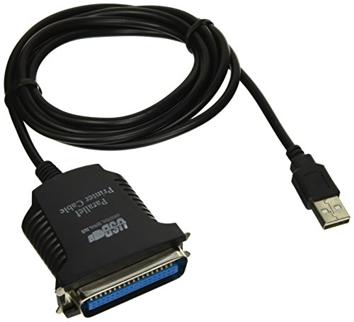 C&E CNE35805 USB to Parallel IEEE 1284 Printer Adapter Cable PC