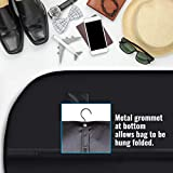 Plixio Garment Bags Suit Bag for Travel and