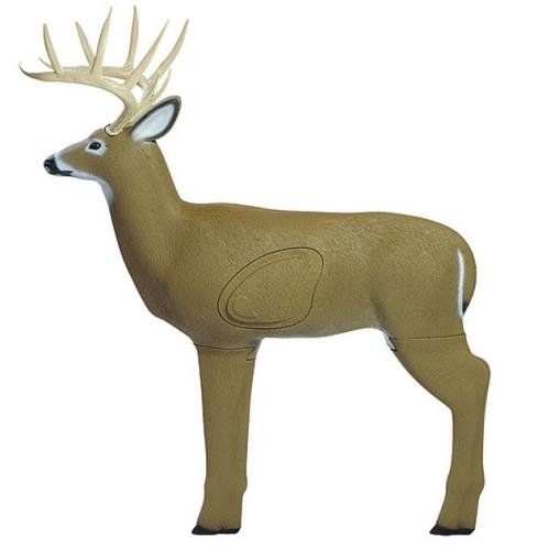 - Shooter Big Crossbow Buck 3D Archery Target with Replaceable Core
