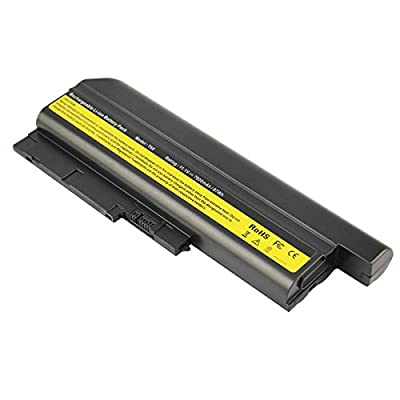 """Fancy Buying 9 Cells 7800mAh Battery for ThinkPad T500 W500 Z60M Z61M Z61P Z60 Z61E SL500 SL400 SL300 P/N's: 40Y6795 92P1141 92P1141 92P1137(14.1"""" & 15.0"""" standard screens and 15.4"""" widescreen) from Fancy Buying"""