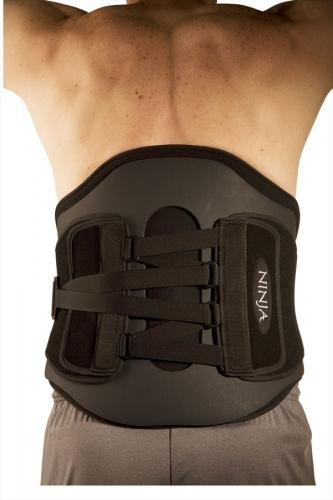 Amazon.com: Ninja Mid LSO Spinal Support Small 28