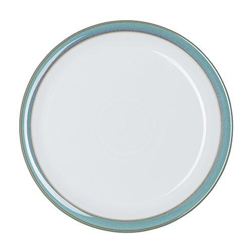 Denby Azure Dinner Plates, Set of 4 by Denby