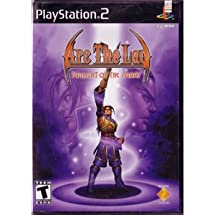 Arc the Lad Twilight of the Spirits - PlayStation 2