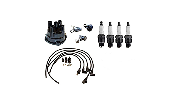 674 Ignition Points and Rotor Distributor Tune up kit 544 574 IH Farmall 464