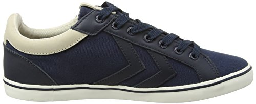 Hummel 64020 - Zapatillas, Unisex Azul - Blue (Total Eclipse 7364)