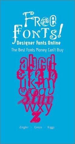 Freefonts: Designer Fonts Online : The Best Fonts Money Can't Buy pdf