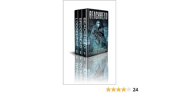 Beachhead Series Collected Adventures Volume One: Invasion Earth series box set