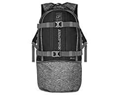 The Eclipse GX2 Gravel Backpack is amazingly diverse. It's a great size for everyday use but when the unique *Xpansion* zone is brought into play you can increase its capacity by up to 50%. Fully expanded the Eclipse GX2 Backpack will rival y...