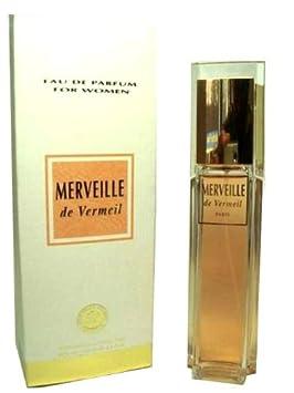 Vermeil Merveille France Parfum FemmewomanEau De lFJKTc1