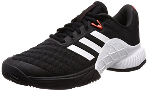 quality design 2fe60 fe5e7 adidas Barricade 2018 Tennis Shoes - SS18-12 - Black