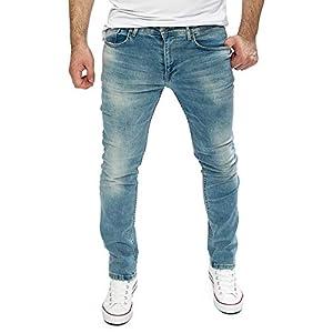 WOTEGA Jean Homme Slim Jeans Hommes Alistar – Regular Fit