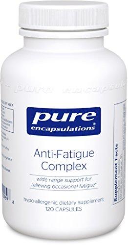 Pure Encapsulations Anti Fatigue Hypoallergenic Supplement