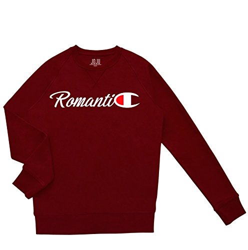 Sweatshirt Romantic Bordeaux