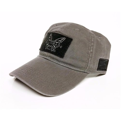 Benchmade Grey Tactical Promo Hat -