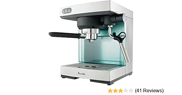 35ed14e863f Amazon.com: Breville BES400XL IKON Stainless Steel Espresso Machine:  Cappuccino Machines: Kitchen & Dining