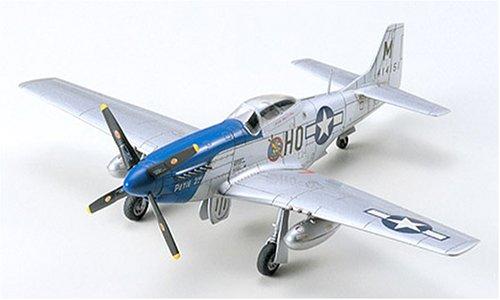 Tamiya Models P-51D Mustang Model Kit