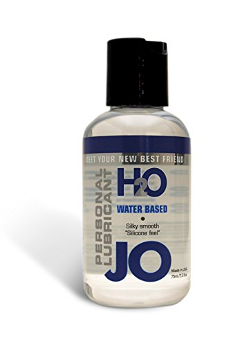 H20 Personal Lubricant - Jo Personal Lube H20 2.5Oz (Package of 4)
