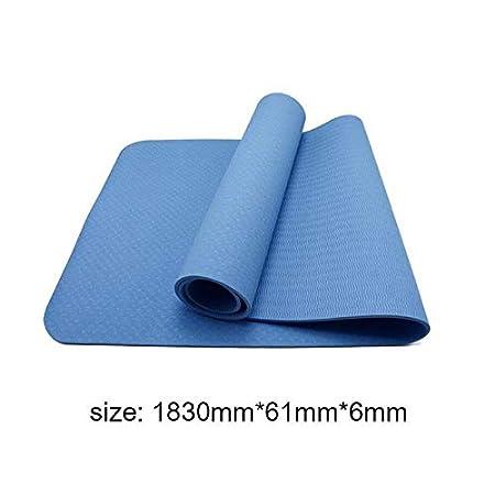 Yoga Mats duraderos Smooth Surfacec No es fácil de daños de ...