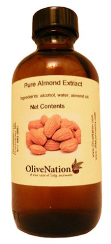 - Pure Almond Extract 4 oz. by OliveNation