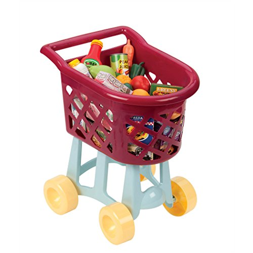 Battat Grocery Cart (Toy Grocery Cart With Food compare prices)
