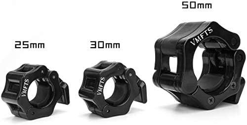 4pcs Weight Bar Collar Hantelverriegelung Hantelstangen Hantelscheiben Clip 30MM