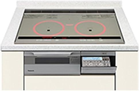 Panasonic(パナソニック) KZ-V573S [ IHクッキングヒーター Vシリーズ 3口IH シングルオールメタル対応 幅75cm シルバー/ウォームシルバー]