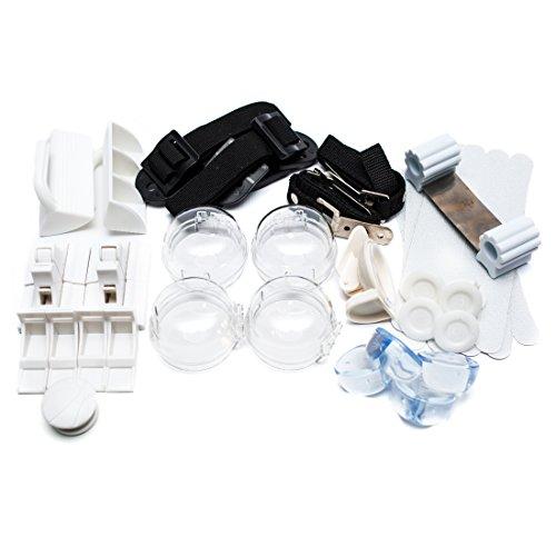OptimumBrands Ultimate Child Safety Kit (35-Piece Premium...