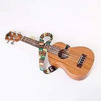MXECO Correa de guitarra de estilo étnico Ukulele ajustable Correa ...