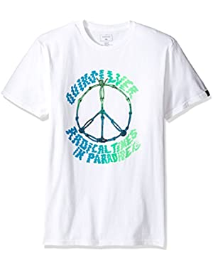 Men's Peace Skull T-Shirt