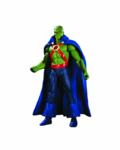 DC Direct Brightest Day: Series 2: Martian Manhunter Action (Dc Direct Martian Manhunter)