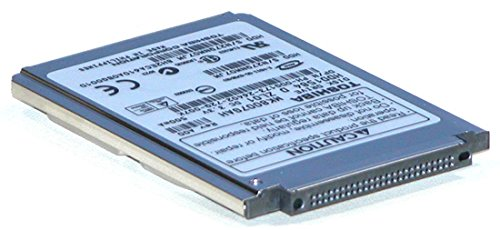 Toshiba MK8007GAH 80GB 4200 RPM 2MB Buffer ATA-100 1.8 Inch Notebook Drive